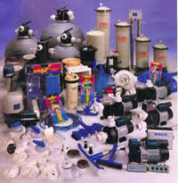 Equipment, Pumps, Filters, Heaters