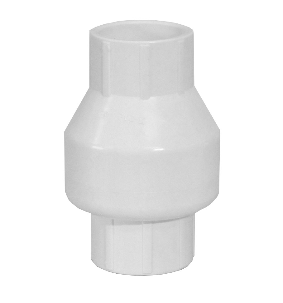 The 1 5 Quot Pvc Check Valve Is To Prevent Water Back Flow