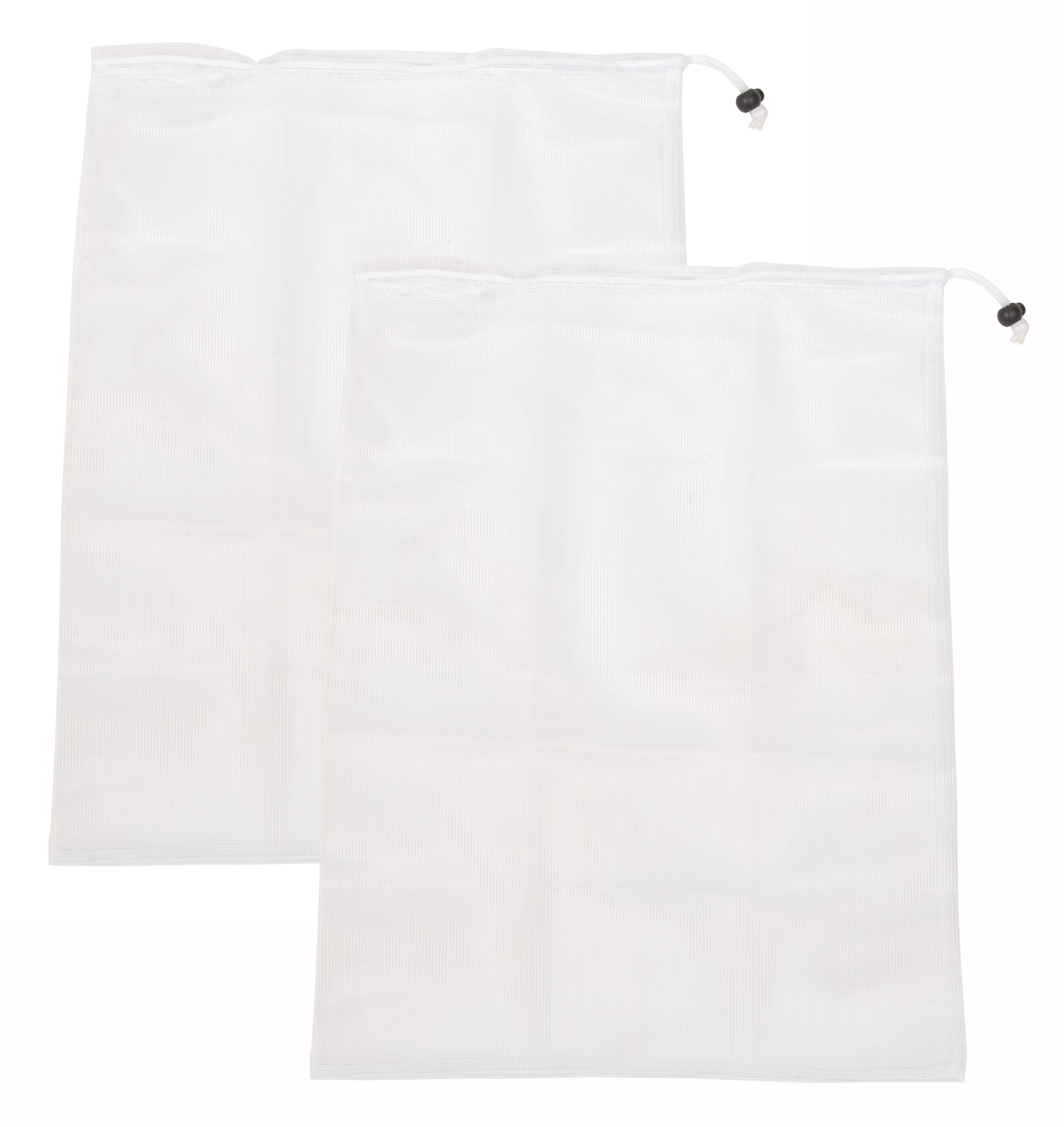 Bag for Leaf Master Pool Leaf Cleaner/Leaf Eater/Leaf Catcher/Leaf Gulper 2 Pack