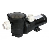 Energy Efficient 2 Speed Pump for Above-Ground Pool 1.5 HP-115V with Fittings