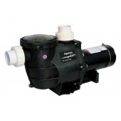 High Performance Swimming Pool Pump In-Ground 1 HP with Union Fittings Deluxe