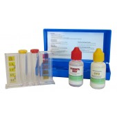 Swimming Pool Water Test Kit for Chlorine and PH