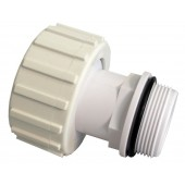 Direct Connector for Cartridge Filter System and Pump 2 1/2 inch to 2 inch