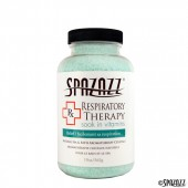 Spazazz Aromatherapy Spa and Bath Crystals - Respiratory Therapy