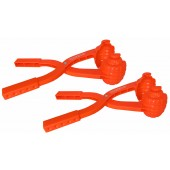 Winter Toy Grenade Snowball Maker Pack of 2
