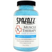 Spazazz Aromatherapy Spa and Bath Crystals - Muscular Therapy 19oz