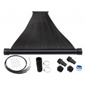 1-2'X12' SunQuest Solar Swimming Pool Heater w/ Add-on & Roof/Rack Mounting Kit