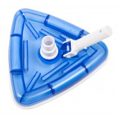 Swimming Pool Deluxe Triangular Weighted Vacuum Head