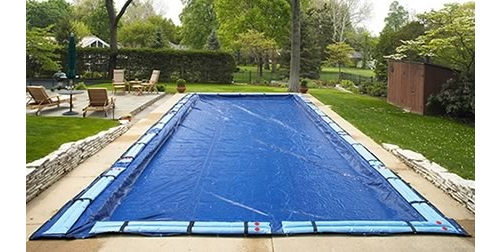 Winter Pool Cover Inground 20x40 Ft Rectangle Arctic Armor