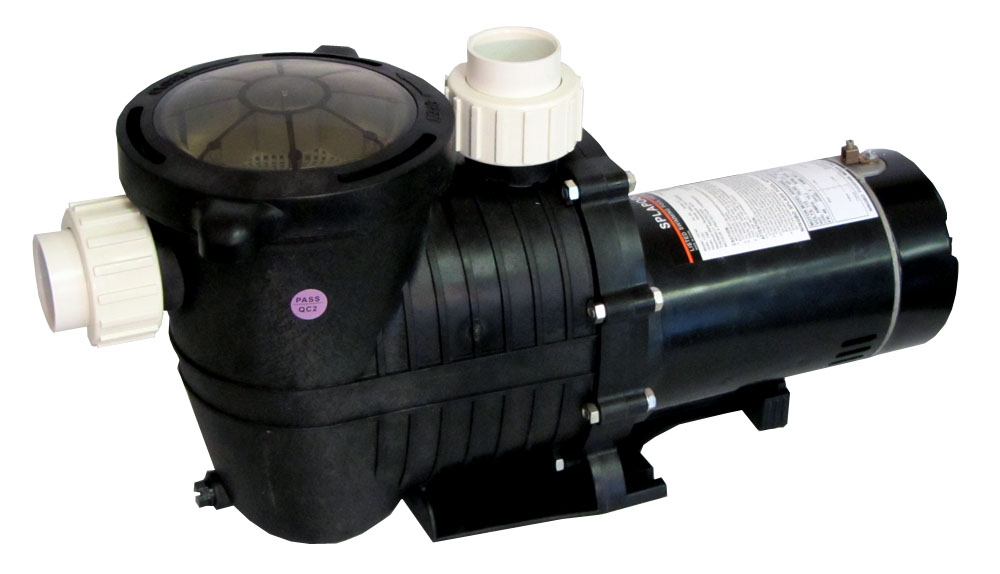 High performance swimming pool pump in ground 1 hp with for Swimming pool motors price