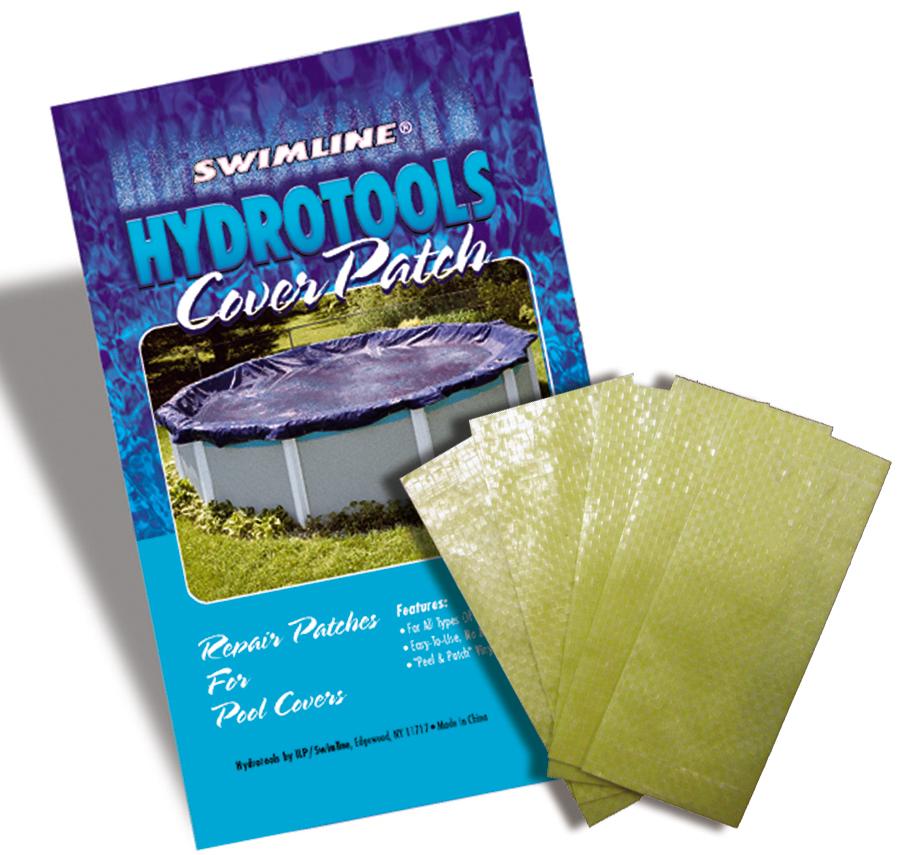 Swimming Pool Cover Repair : Swimming pool winter cover repair patch kit ebay