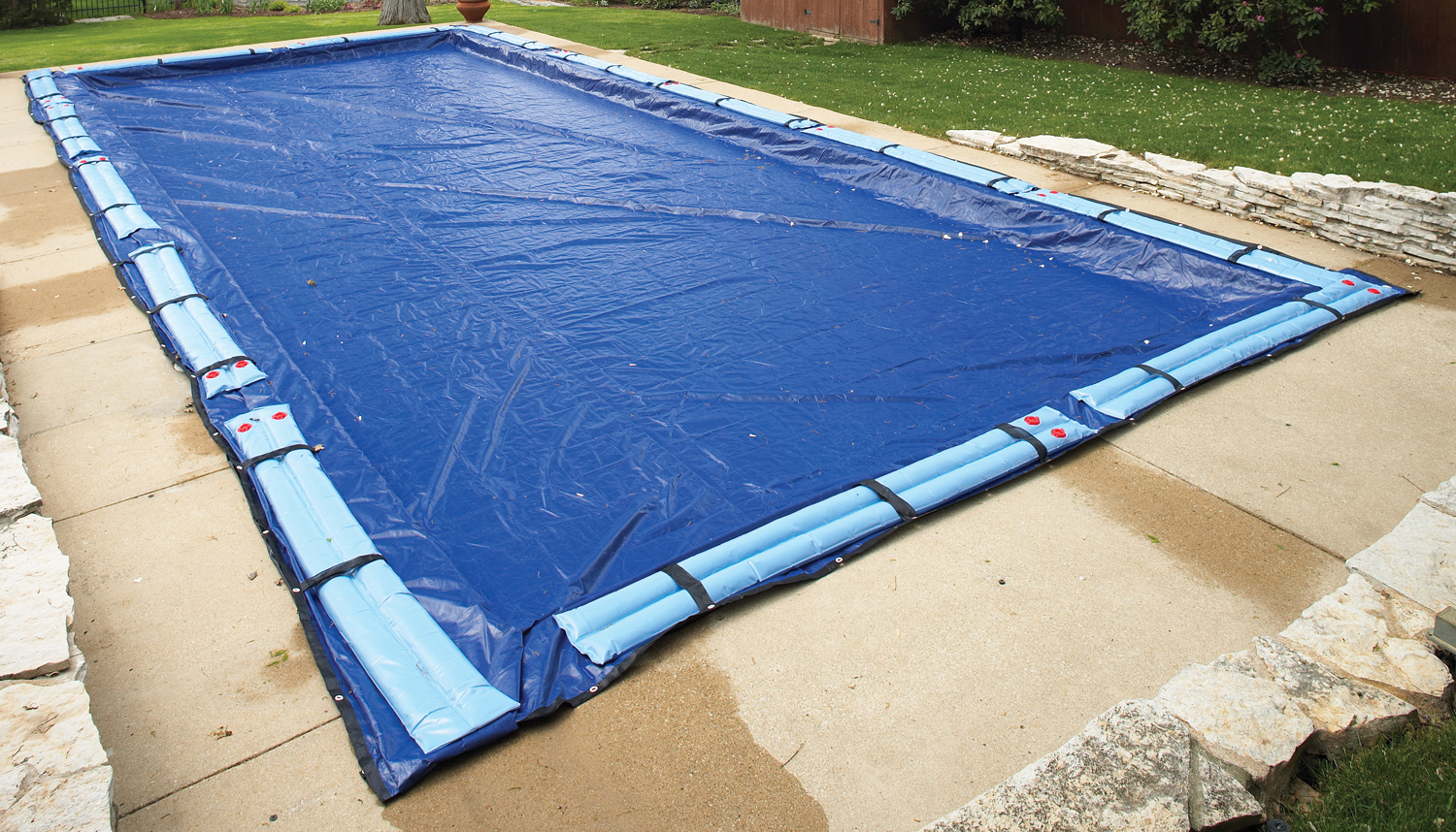 Winter Pool Cover Inground 20x40 Ft Rectangle Arctic Armor 15 Yr Warranty Ebay
