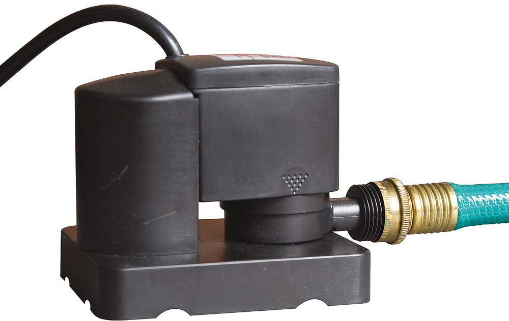 deluxe 350 gph above ground swimming pool winter cover pump auto on off ebay