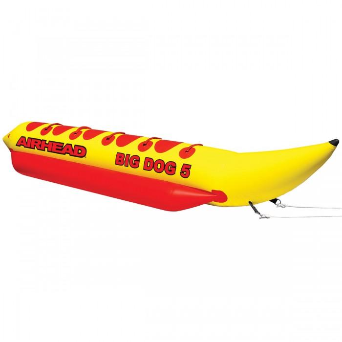 airhead big dog 5 inflatable tow tube ebay. Black Bedroom Furniture Sets. Home Design Ideas