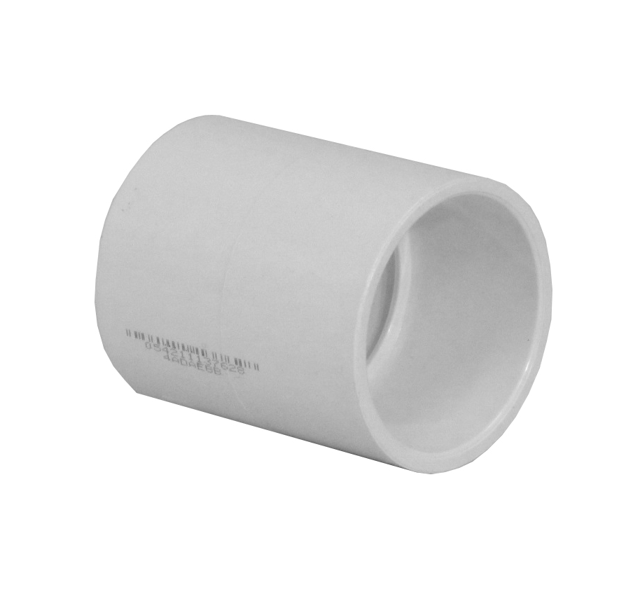 Swimming Pool Coupling : Pipe coupling quot white pvc ebay