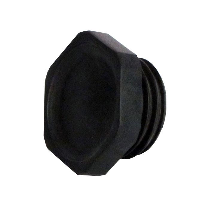 Header Extension Flange Cap For Heliocol Pool Solar Panels