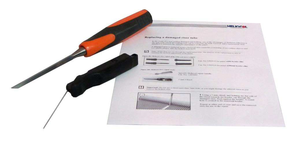 Heliocol Repair Tool Kit For Swimming Pool Solar Panels Ebay