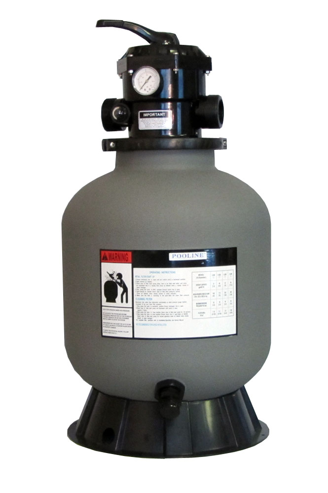 Sand Filter For Above Ground Swimming Pool 19 Inch