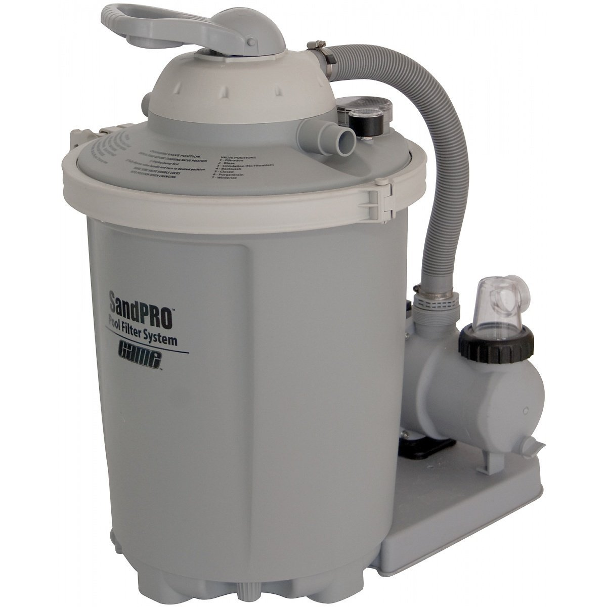 how to connect a pool filtration system