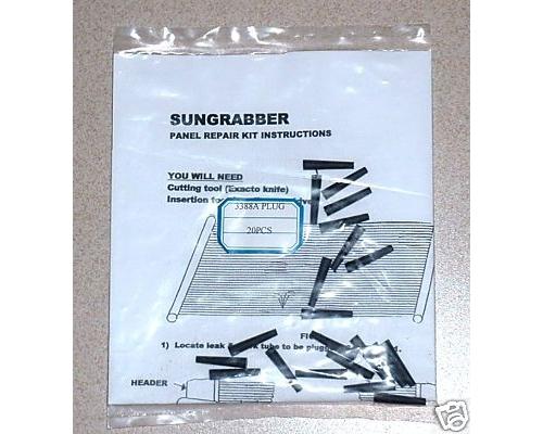 Solar Panel Repair Kit For Sungrabber Solar Panels Ebay