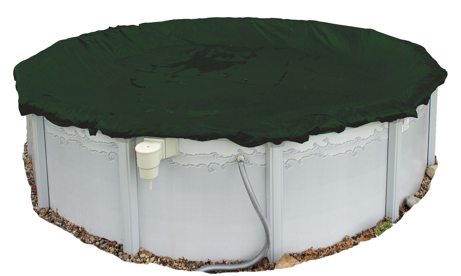 Winter Pool Cover Above Ground 28 Ft Round Arctic Armor 12