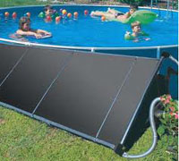 Solar Heaters &  Blankets